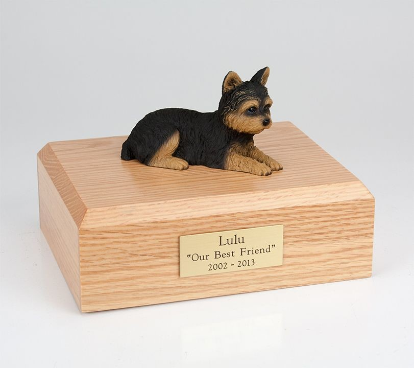 Yorkshire Terrier - Figurine Urn