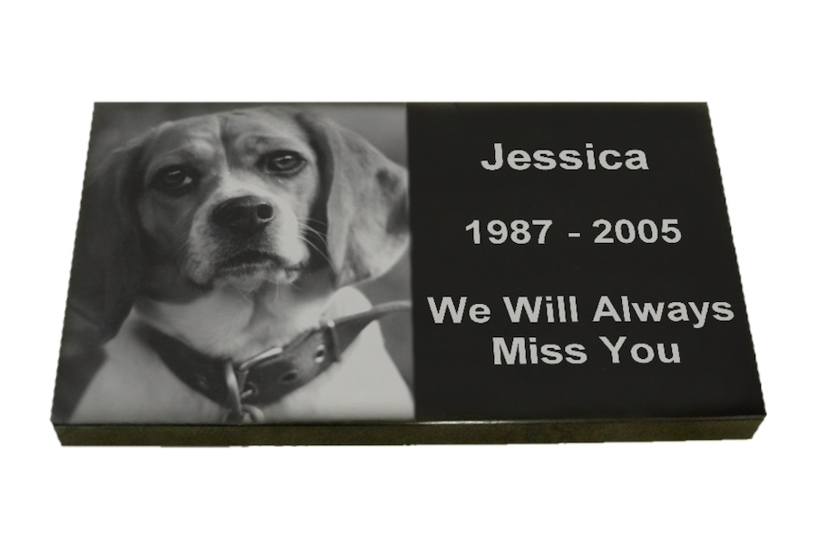 Laser Etched Marker - Medium