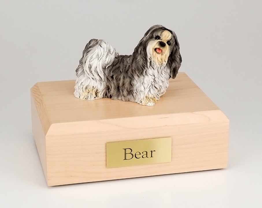 Dog, Shih Tzu - Figurine Urn