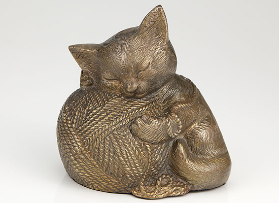 Precious Kitty - Gold
